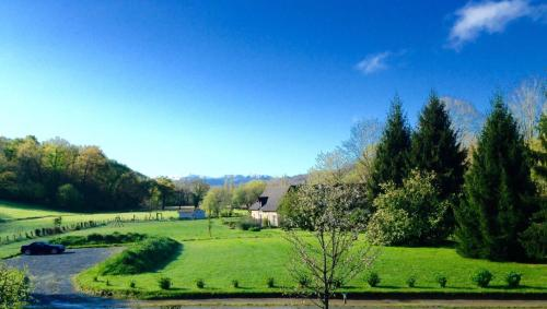 Gite-Holiday Home Au Moulin 1771 : Guest accommodation near Cuqueron