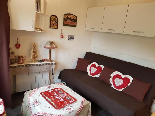 Studio pied des pistes : Apartment near Monteynard