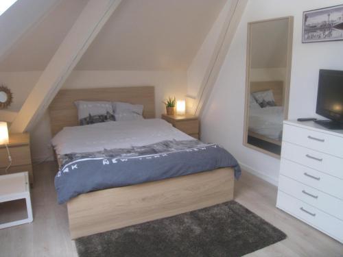 Chambres Privatives Chez l'Habitant : Guest accommodation near Lautenbachzell
