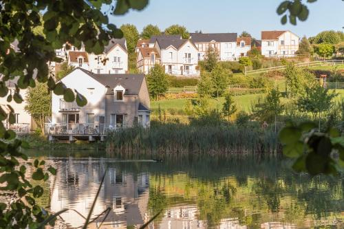 Village Pierre & Vacances - Normandy Garden : Resort near Saint-Pierre-Azif