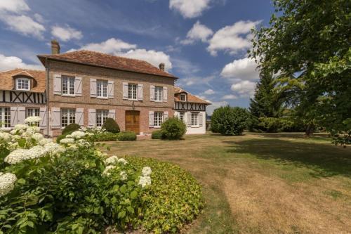 Chambre d'hotes de la Vallee : Bed and Breakfast near Saint-Pierre-lès-Elbeuf