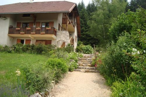 La Maria : Guest accommodation near Virieu-le-Petit