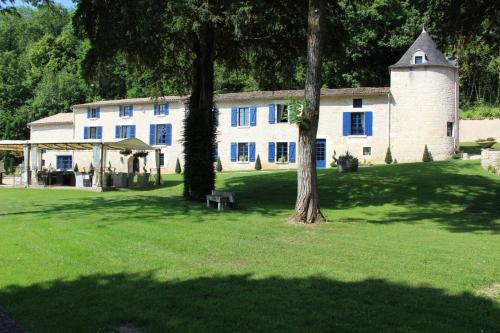 Relais du Silence Saint Martin : Hotel near Augé