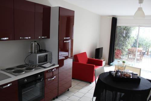 T2 tout confort : Apartment near Les Angles