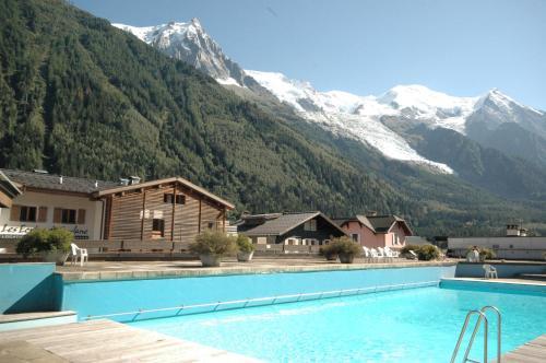 Beausite : Apartment near Chamonix-Mont-Blanc