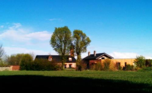 Le Chalet Champenois : Bed and Breakfast near Saint-Loup
