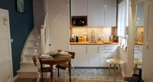 La Souche : Apartment near Rouen