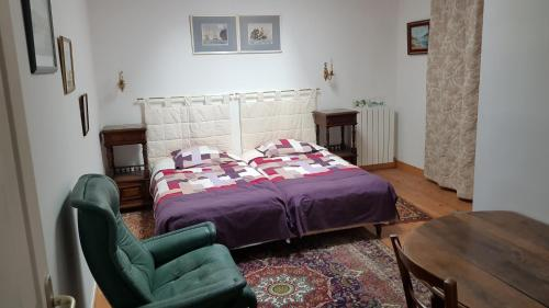 Alain et Nicole : Bed and Breakfast near Gensac-la-Pallue