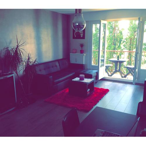 spacious pop appartement : Apartment near Diénay