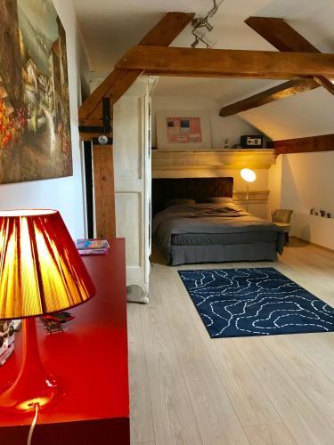 Depringles home : Bed and Breakfast near Dijon