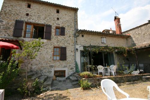 Mas des Tours : Guest accommodation near Saint-Félix-de-Pallières