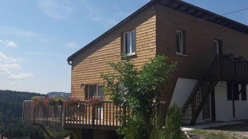 Le Gite Du Bucheron : Guest accommodation near Brouviller