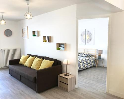 MAGNIFIQUE et GRAND T4 COSY Marseille Centre : Apartment near Marseille 14e Arrondissement