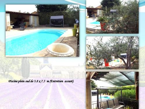 Le Clos Eléa : Guest accommodation near Alleins