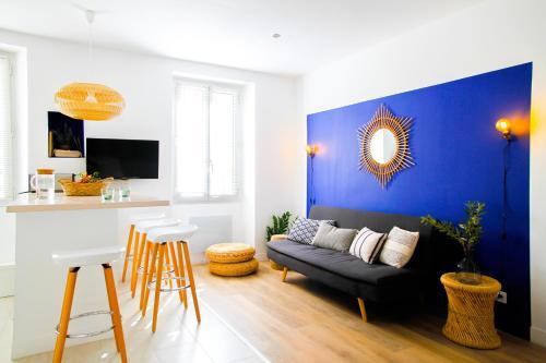 L'Escaladou : Apartment near Marseille 16e Arrondissement