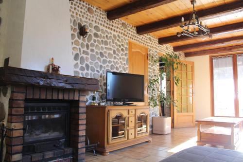 les cailloux : Apartment near Villar-Saint-Pancrace