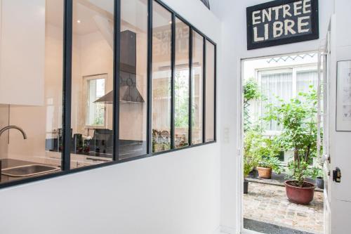 Maison Antoinette : Apartment near Paris 17e Arrondissement