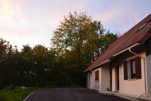 La Vernière : Guest accommodation near Saint-Aupre