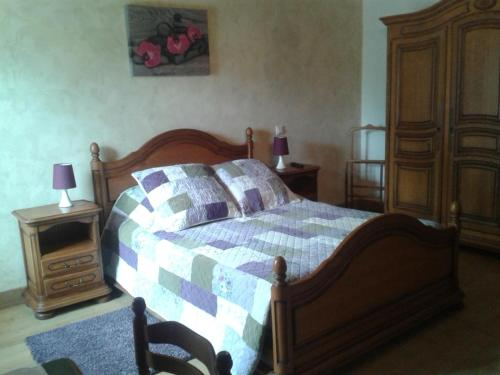 Domaine de la Rue : Bed and Breakfast near Thevet-Saint-Julien