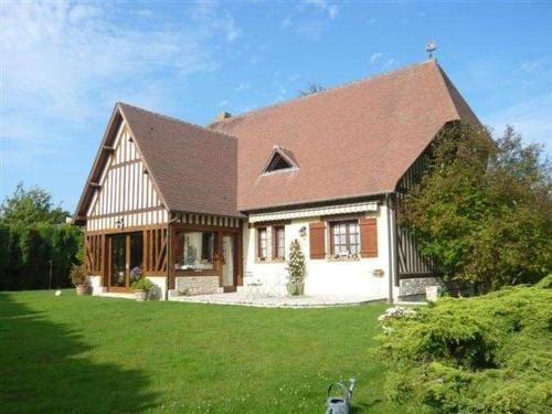 Maison de style Normand : Guest accommodation near Fourneville