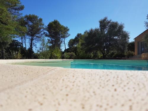 Séjour Pic Saint Loup : Guest accommodation near Saint-Jean-de-Cuculles