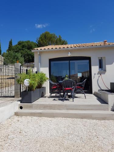 Gite les Coquelicots : Guest accommodation near Poulx