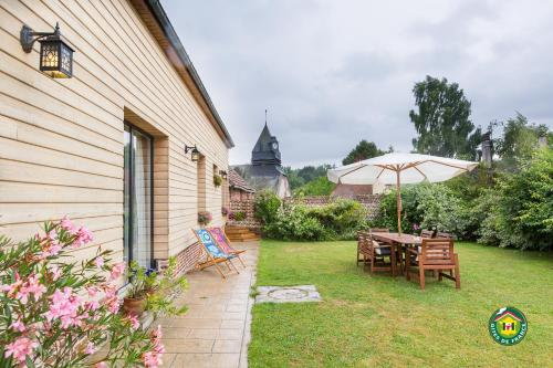 Le Merisier : Bed and Breakfast near Rouvroy-les-Merles