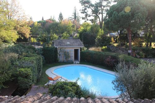 Chambre d'Hôtes de L'Abricotier : Guest accommodation near Monprimblanc