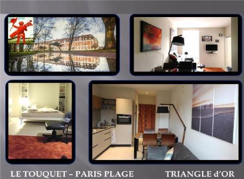 La Touquiétude : Apartment near Le Touquet-Paris-Plage
