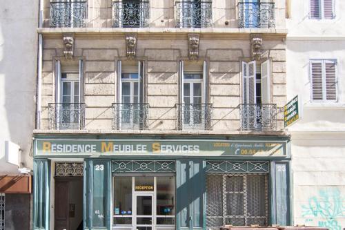 Résidence Meublée Services : Apartment near Marseille 6e Arrondissement