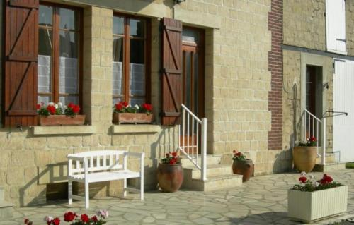 Gite de la ferme du couvent : Guest accommodation near Presles