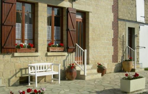 Gite de la ferme du couvent : Guest accommodation near L'Isle-Adam