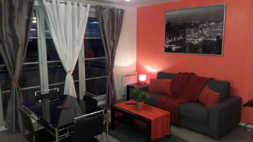 DISNEYLAND PARIS/VAL 2 APART' : Apartment near Jossigny