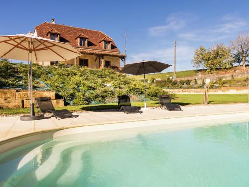 Villa Montignac : Guest accommodation near Auriac-du-Périgord