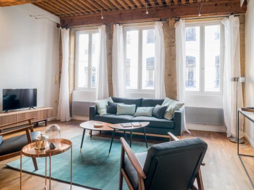 Welkeys Apartment - Palais Grillet : Apartment near Lyon