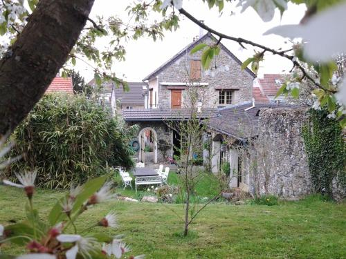 L Armance : Guest accommodation near Vaucourtois