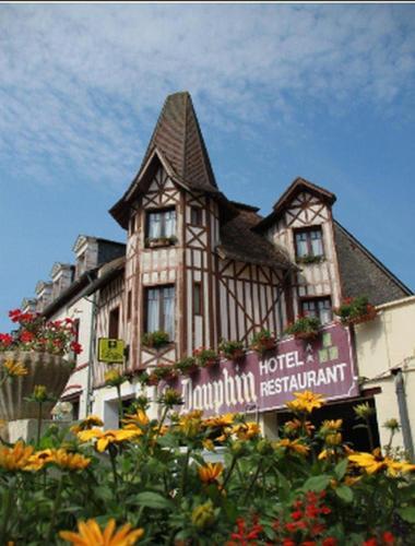 Hôtel le Dauphin : Hotel near Fontenai-sur-Orne