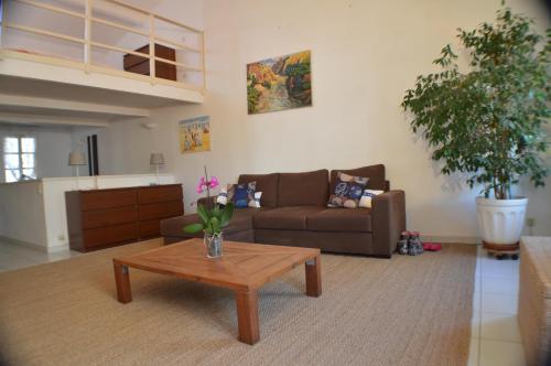 Studio loft avec terrasse centre historique : Apartment near Ajaccio