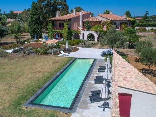 B&B Villa Mercedes : Bed and Breakfast near La Londe-les-Maures
