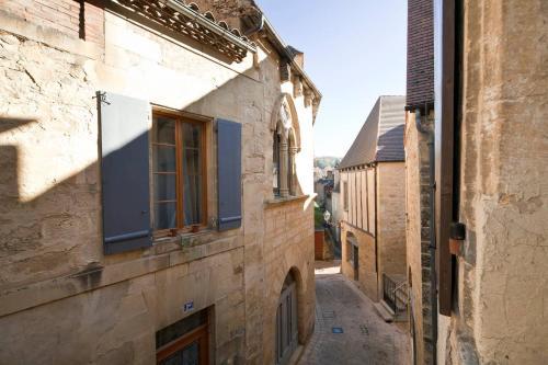 Appartement de charme centre historique Sarlat : Apartment near Saint-André-d'Allas