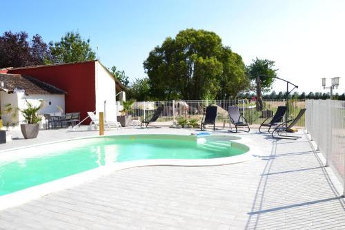 Domaine de la Tourmentine : Guest accommodation near Marsanne
