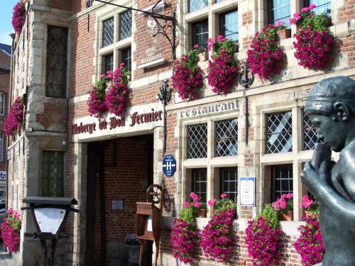 Auberge Du Bon Fermier : Hotel near Hélesmes