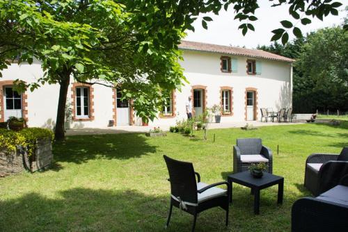 Gîte de Marin : Guest accommodation near Cholet
