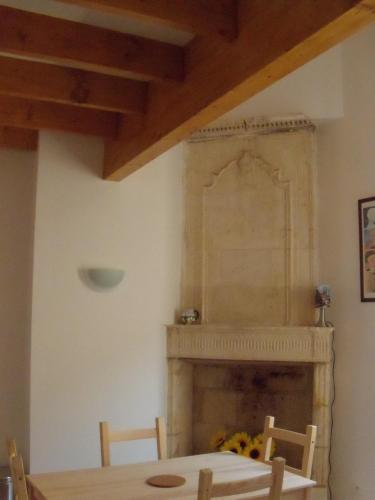 Logis Andraud Studios : Apartment near Saint-Christophe-des-Bardes