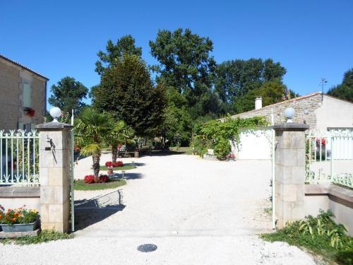 Gîte Cote Marais : Guest accommodation near Le Bourdet