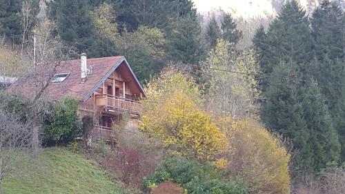 Gite rural les Combes : Guest accommodation near Aviernoz