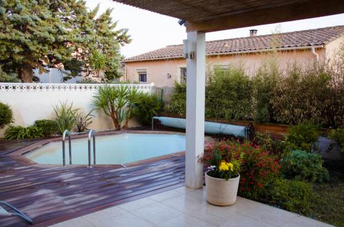 Chez Dany : Guest accommodation near Marignane