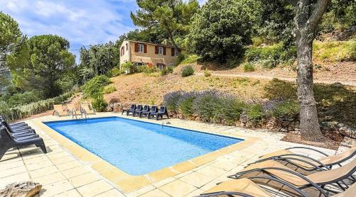 Villa St. Arnoux : Guest accommodation near Seillans
