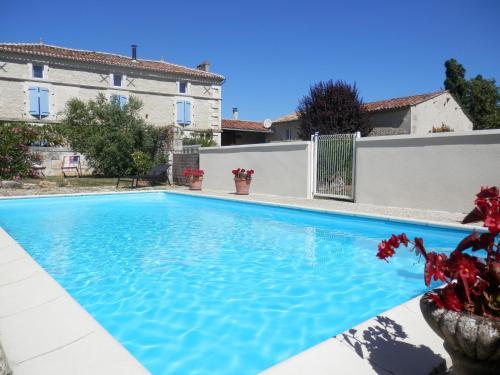 Auroflore : Guest accommodation near L'Isle-d'Espagnac