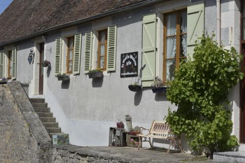 La Vieille Mairie : Guest accommodation near Fléty